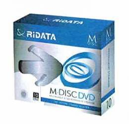 M-DISC DVD+R 4.7GB 10pack