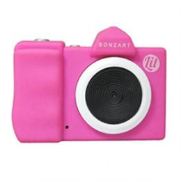 Lit PRETTY LITTLE DIGITAL CAMERA ピンク