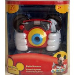 Playhouse Disney Mickey Mouse Clubhouse Digital Camera ミッキー
