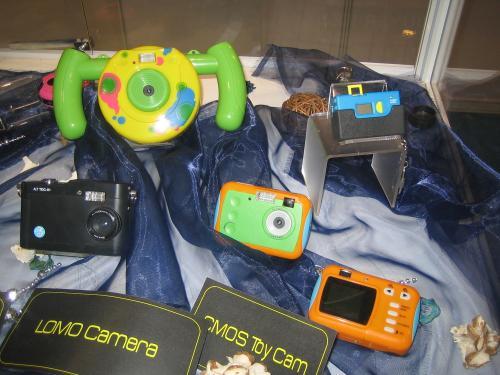 オリジナルチープカメラ作成します