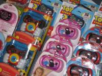 V Tech Disney's Cars - Lightning McQueen Digital Camera  カーズ合成写真OK  キッズ(子供)カメラ・
